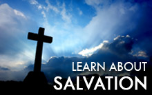 Learn About Salvation